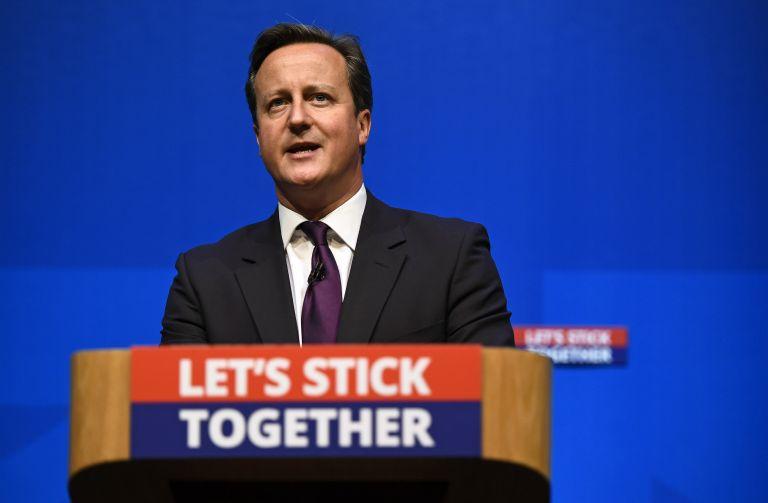Βρετανία: Ο Κάμερον, νικητής της τηλεμαχίας των πολιτικών αρχηγών   tovima.gr