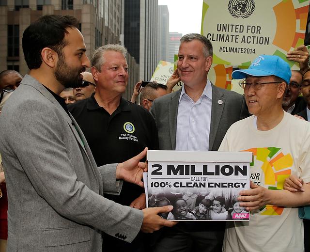 Παγκόσμια Δράση για το Κλίμα: Η επανάσταση αρχίζει εδώ   tovima.gr