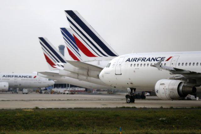 Σε απεργία προσανατολίζονται οι πιλότοι της Air France | tovima.gr
