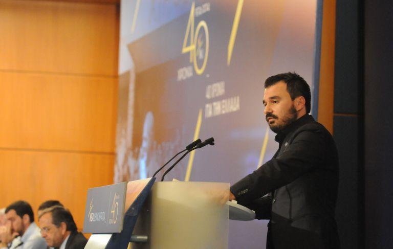 Παπαμιμίκος: Απορρίπτει κάθε σενάριο για κυβέρνηση ειδικού σκοπού | tovima.gr