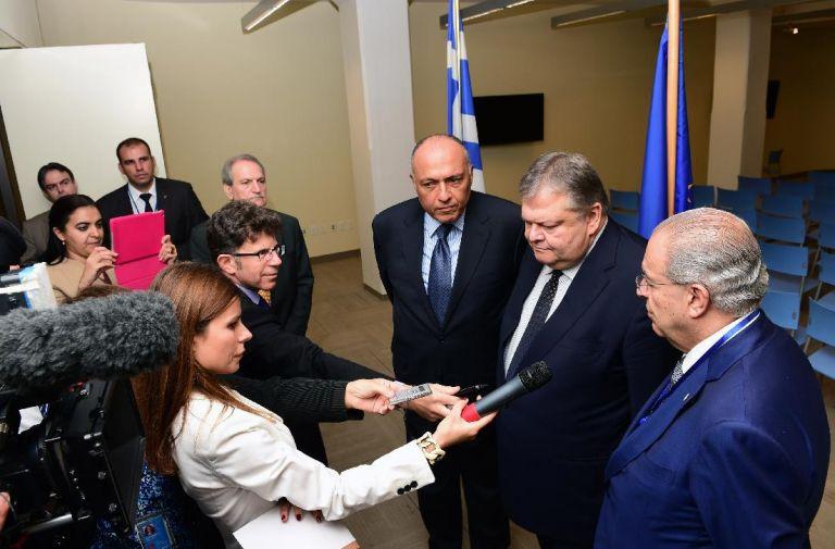 "Greece-Cyprus-Egypt alliance a ""pillar of stability"" in the Mediterranean | tovima.gr"