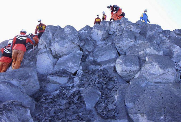 Ιαπωνία: Στους 53 οι νεκροί από την έκρηξη του ηφαιστείου Οντάκε | tovima.gr
