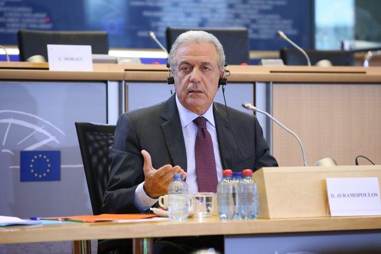 Αβραμόπουλος: Στις προτεραιότητες της ΕΕ το μεταναστευτικό | tovima.gr