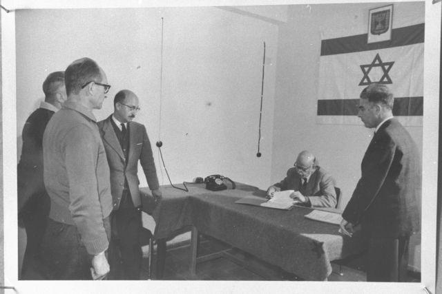 Ο Αϊχμαν πριν από την Ιερουσαλήμ | tovima.gr