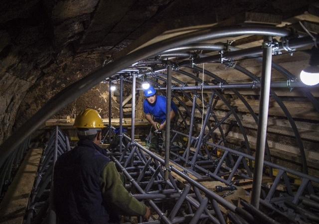 Αμφίπολη: Τον Σεπτέμβριο οι εργασίες ανασχηματισμού του Ταφικού Μνημείου | tovima.gr