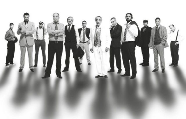 Δώδεκα θυμωμένοι άνδρες στο θέατρο Αλκμήνη | tovima.gr