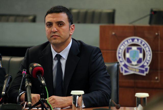 Κικίλιας: Εξοπλίσαμε την ΕΛ.ΑΣ. χωρίς επιβάρυνση των φορολογουμένων | tovima.gr