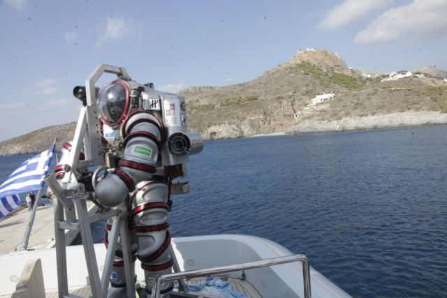 New spectacular findings from the Antikythera shipwreck | tovima.gr