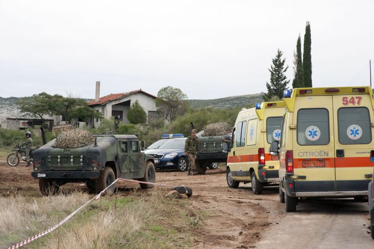 Volos: Three soldiers tragically killed in explosion during exercise | tovima.gr