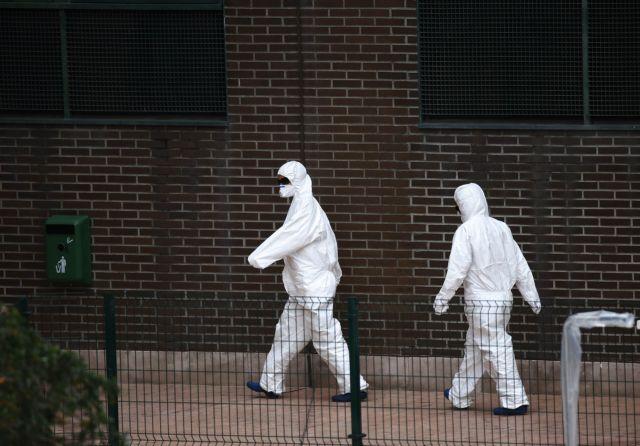 "Voridis: ""Greece is prepared to tackle an Ebola virus outbreak"" | tovima.gr"