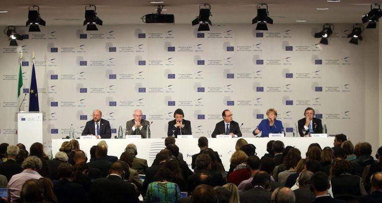 Υπό τη σκιά της λιτότητας η διάσκεψη της ΕΕ για την απασχόληση | tovima.gr