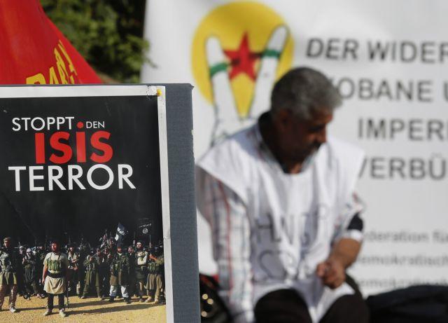 Ερευνα για μαχητές του ISIS «φιλοξενούμενους» σε Κόσοβο και Βοσνία | tovima.gr