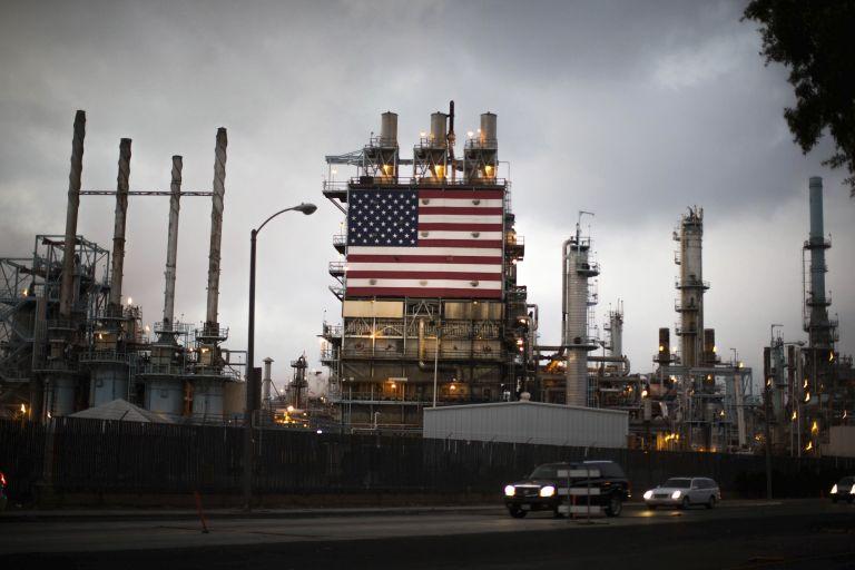 Κογκρέσο: Προς απελευθέρωση των εξαγωγών αμερικανικού πετρελαίου   tovima.gr