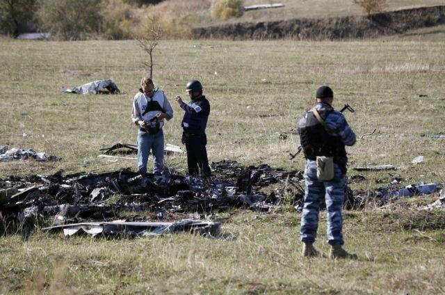 Πούτιν: «Το Κίεβο βομβαρδίζει το σημείο συντριβής του MH17»   tovima.gr
