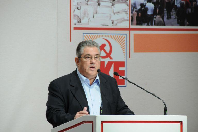 Κουτσούμπας: Δεν συγκεντρώνεται ο αριθμός 180 για Πρόεδρο | tovima.gr