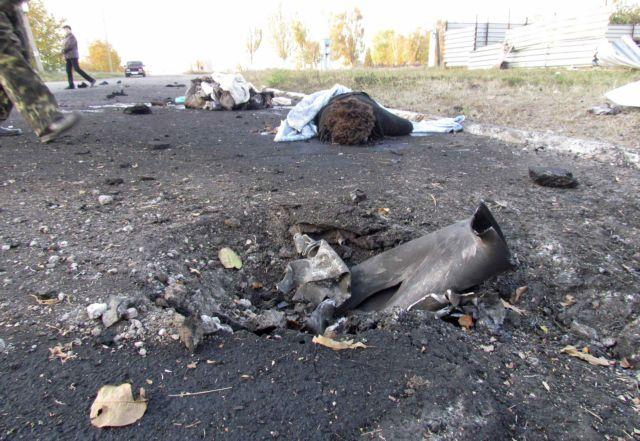 Ukrainian Greeks killed in a mortar attack near Mariupol | tovima.gr