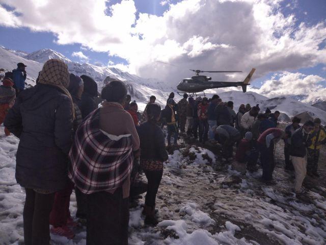Νεπάλ: Τουλάχιστον 24 νεκροί από χιονοθύελλα στα Ιμαλάια | tovima.gr