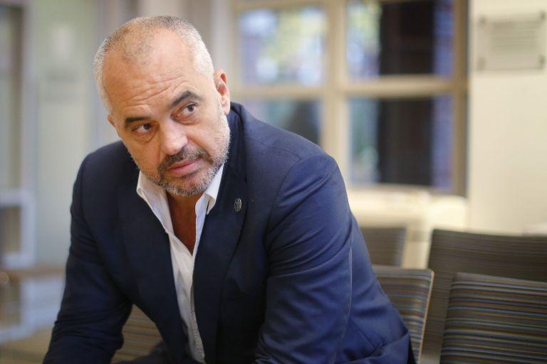Έντι Ράμα: Οι Τσάμηδες είναι Αλβανοί με δικαιώματα | tovima.gr