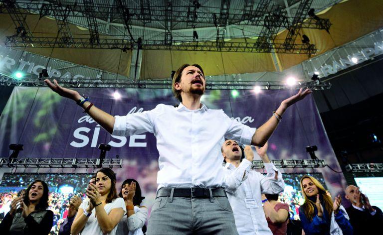 Πάμπλο Ιγκλέσιας: Περιμένουμε τις εκλογές σας και θα σας ακολουθήσουμε | tovima.gr