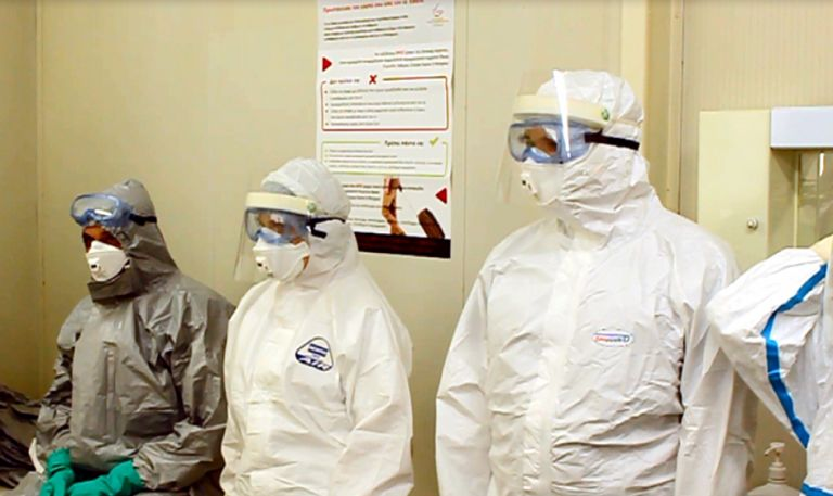 Επικαιροποιημένη εγκύκλιος για πιθανό κρούσμα Εμπολα στα λιμάνια | tovima.gr