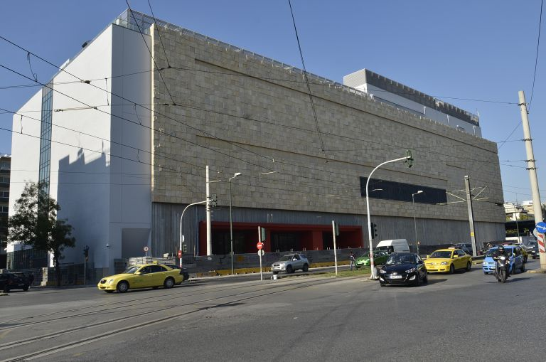 Μέσα στο Εθνικό Μουσείο Σύγχρονης Τέχνης | tovima.gr