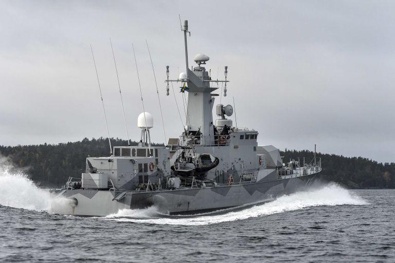 Τέλος στις έρευνες για το ξένο υποβρύχιο ανοικτά της Στοκχόλμης   tovima.gr