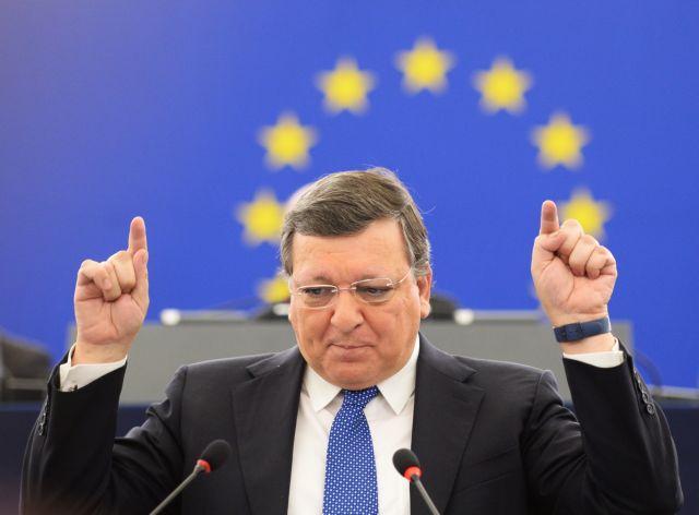 Ο Μπαρόζο άναψε φωτιές στην ΕΕ   tovima.gr