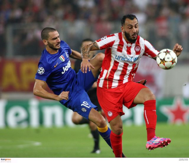 Champions League: Olympiacos faces Juventus in Turin   tovima.gr