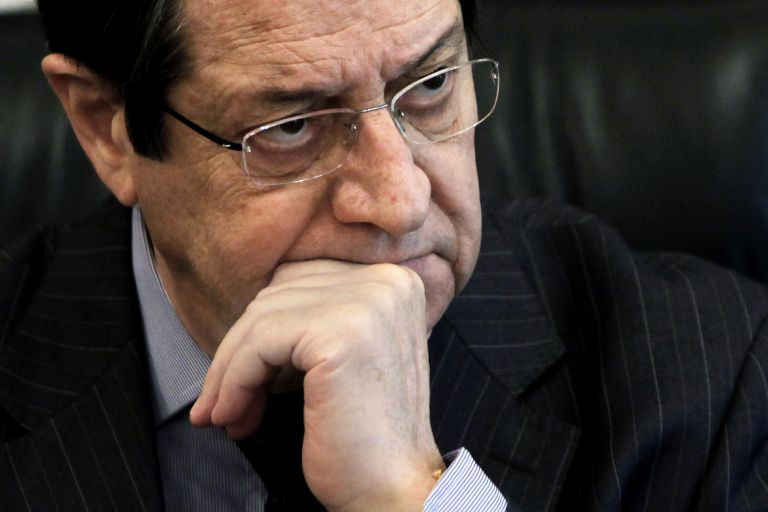 Κόμματα στην Κύπρο αντιδρούν για το δείπνο Αναστασιάδη – Ακιντζί | tovima.gr