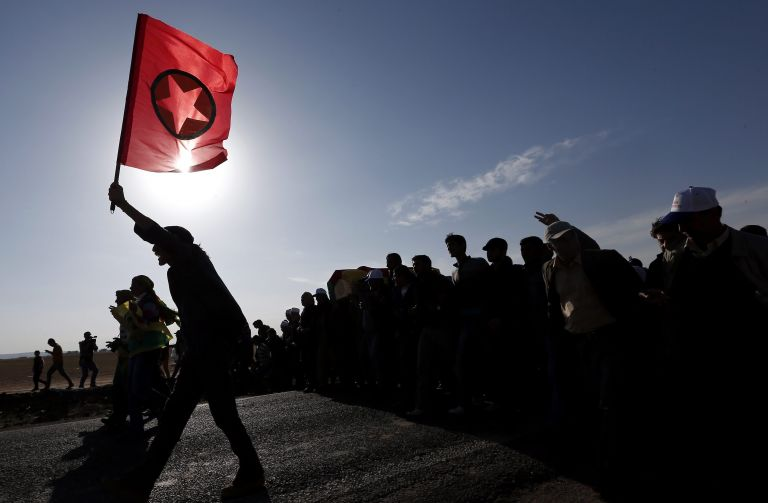 PKK: Να διαμεσολαβήσουν οι ΗΠΑ στις συνομιλίες με την Τουρκία | tovima.gr
