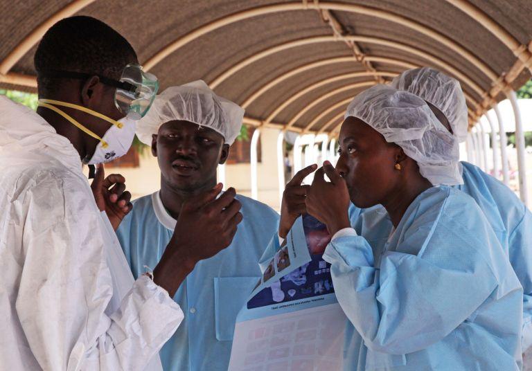 ΠΟΥ: Στους 6.583 οι νεκροί του ιού Έμπολα | tovima.gr