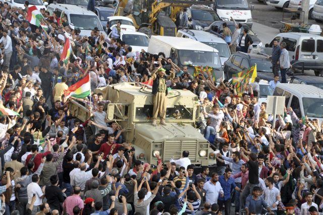 Δημοψήφισμα στο Ιρακινό Κουρδιστάν: Υψηλό ποσοστό συμμετοχής εν μέσω αναβρασμού | tovima.gr