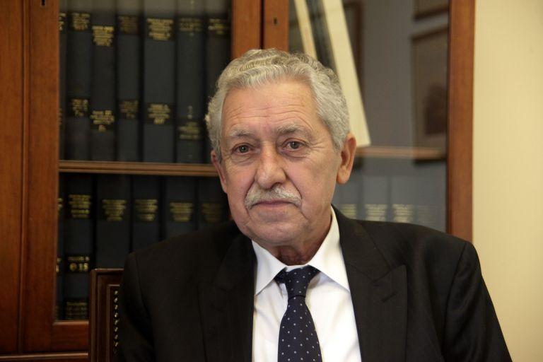 Κουβέλης: Σε ειδική συνεδρίαση της Βουλής η αναδιάρθρωση του χρέους   tovima.gr