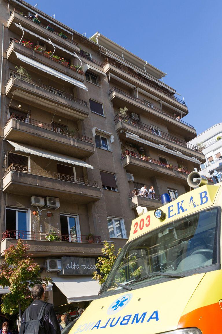 Θεσσαλονίκη: Κατέρρευσε τμήμα ψευδοροφής νυχτερινού κέντρου   tovima.gr