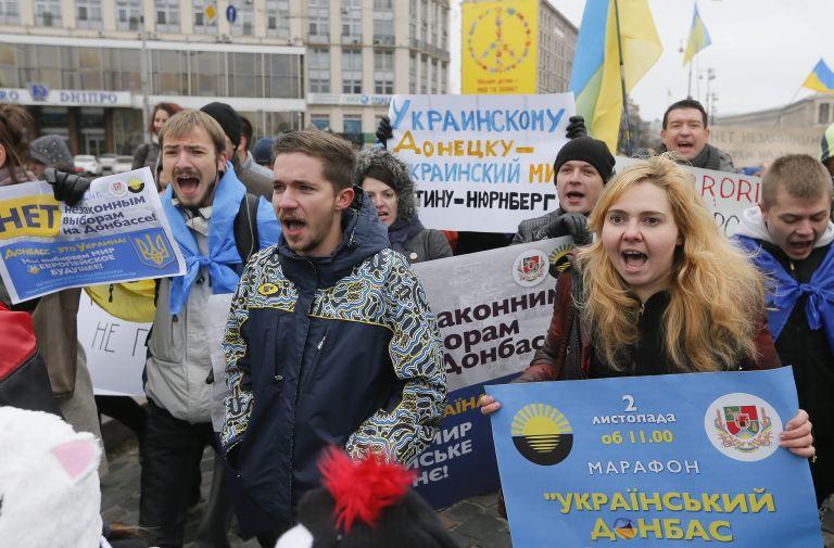 Κίεβο: Αρχισε δικαστική έρευνα για απόπειρα «κατάληψης εξουσίας» | tovima.gr