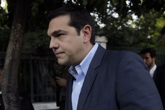SYRIZA's Parliamentary Group to convene on Wednesday | tovima.gr