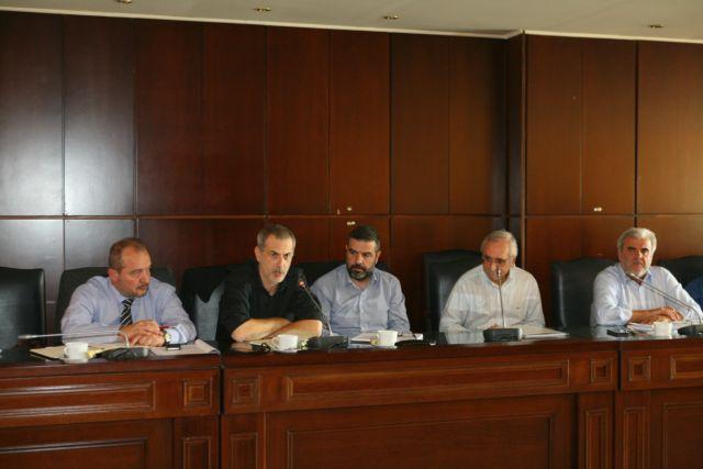 Σύσκεψη για αντιπλημμυρική θωράκιση περιοχών του Πειραιά | tovima.gr