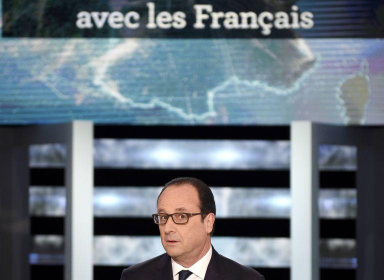 Δεν έπεισε τον γαλλικό Τύπο ο Ολάντ στη συνέντευξη-απολογισμό   tovima.gr