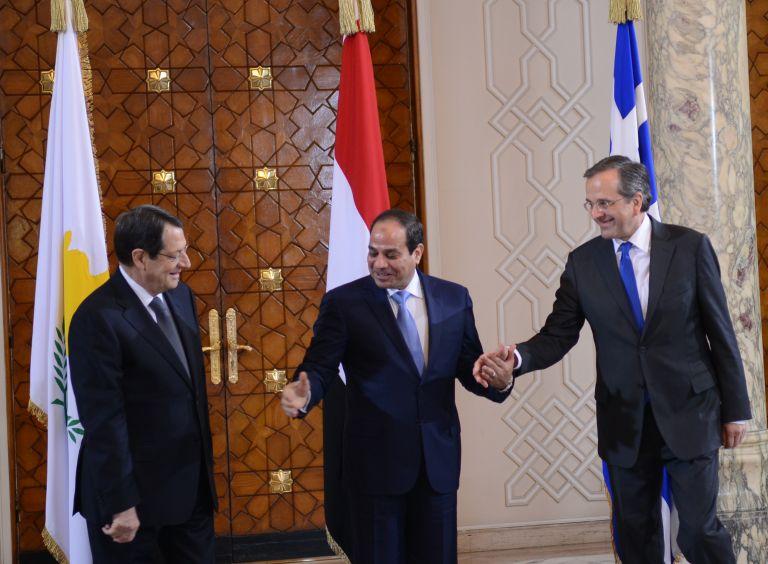Η τριμερής Σύνοδος του Καΐρου και η δύσκολη εξίσωση της ΑΟΖ | tovima.gr