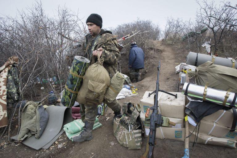 Σύνεση από όλους ζητά το Βερολίνο για τήρηση εκεχειρίας στην Ουκρανία   tovima.gr