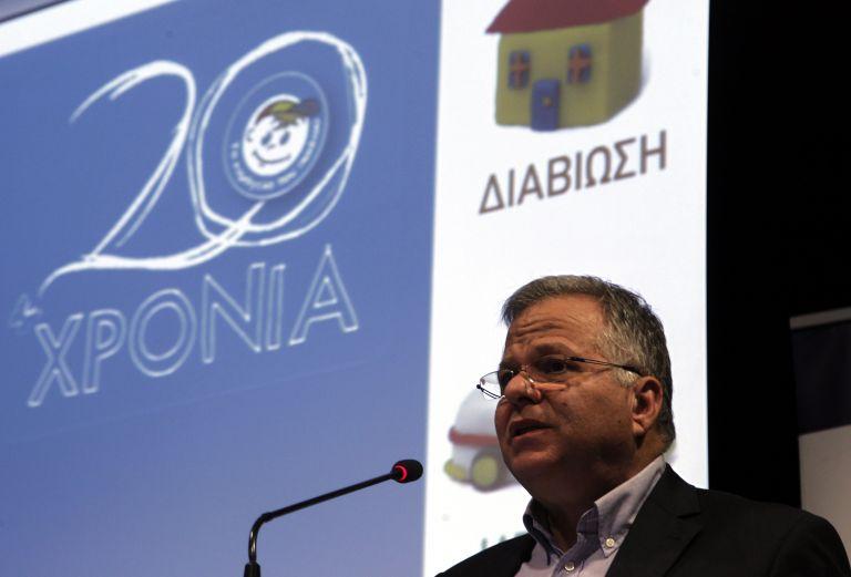 Κ. Γιαννόπουλος: Το Χαμόγελο του Παιδιού κινδυνεύει να κλείσει | tovima.gr