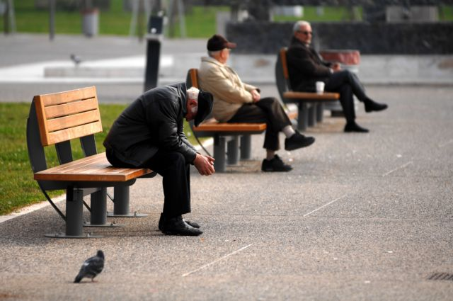 An increasing aged population a long-term challenge for Greece | tovima.gr