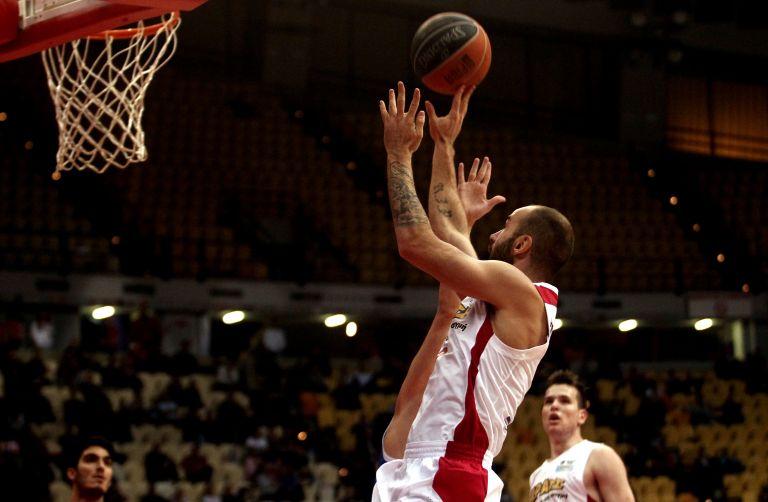 Α1 Μπάσκετ: πέρασε δύσκολα ο Ολυμπιακός απ' το Ρέθυμνο (54-64) | tovima.gr