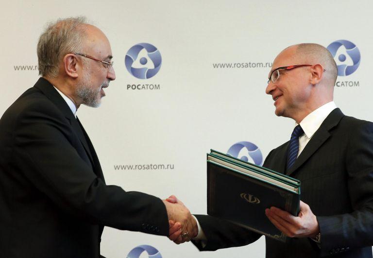 Συμφωνία Ρωσίας-Ιράν για την κατασκευή δύο πυρηνικών μονάδων | tovima.gr