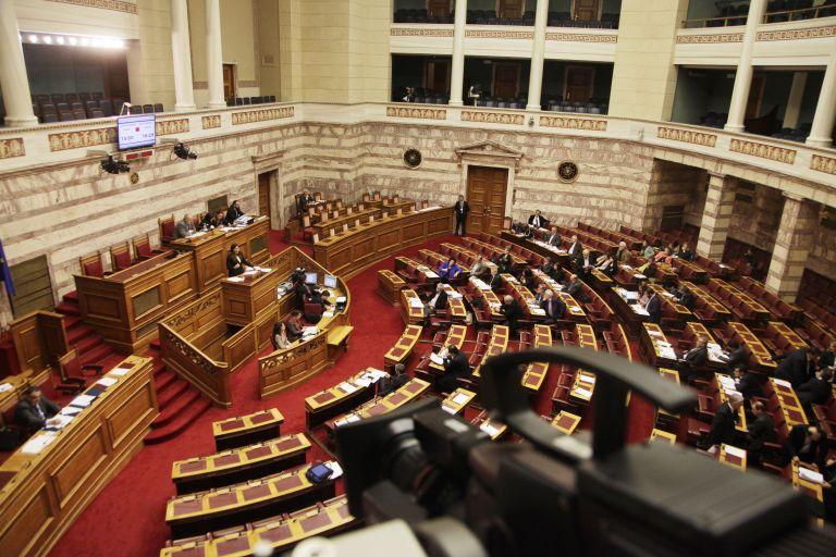 "Parliament votes in favor of ""100 installment"" debt settlement bill | tovima.gr"
