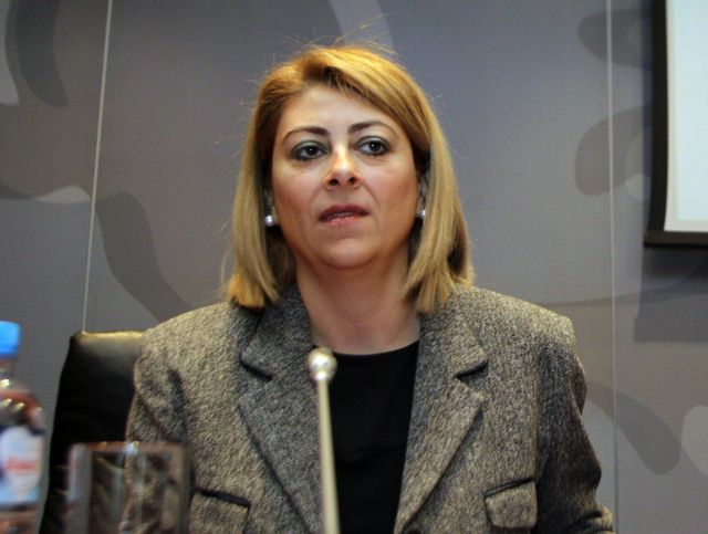 Σαββαΐδου: Δεν παραιτούμαι, αβάσιμες οι κατηγορίες εναντίον μου | tovima.gr