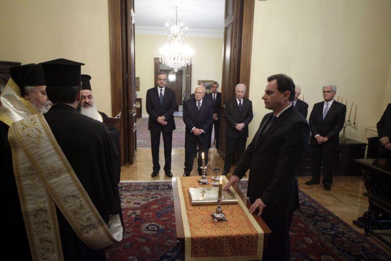 Ορκίστηκε υφυπουργός Παιδείας ο Γ. Γεωργαντάς | tovima.gr