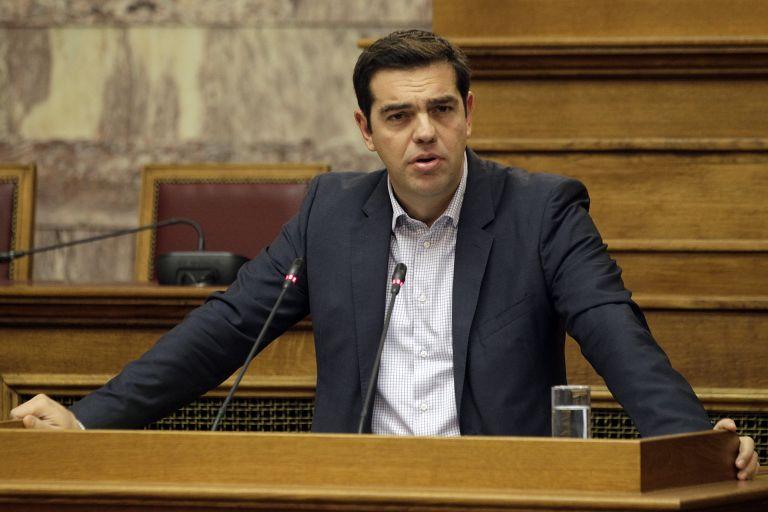 «Πάγο» στις κομματικές οργανώσεις του ΣΥΡΙΖΑ βάζει ο Αλ. Τσίπρας | tovima.gr