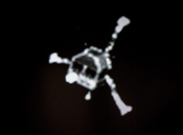 Σε δίλημμα οι υπεύθυνοι της αποστολής Rosetta | tovima.gr