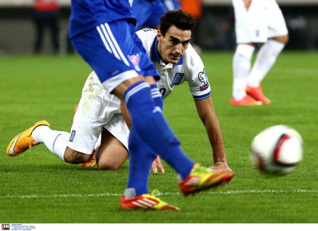 Μεγάλη πτώση επτά θέσεων της Εθνικής Ελλάδας στην κατάταξη της FIFA | tovima.gr